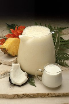 Coconut milk provides many health benefits for people of all ages and walks of life.