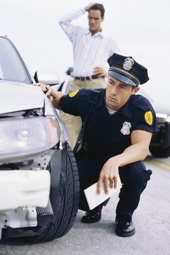 Your insurance coverage, driver's license and car will be checked if you have an accident.