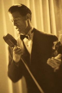 The crooner style was popular during the Big Band jazz.era.