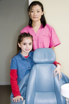 Online students must often complete hygienist lab work in person.