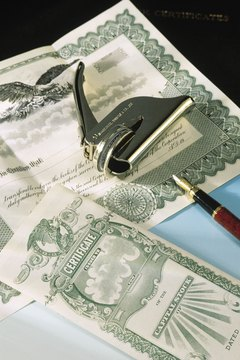 A notary typically stamps and signs formal documents.