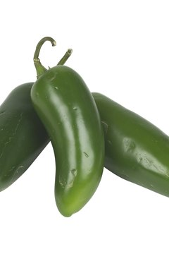 Jalapeno peppers are rich sources of vitamin C.