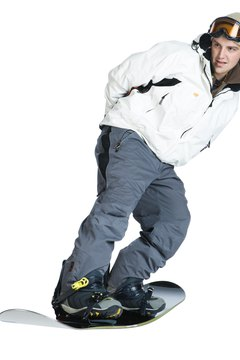 When snowboarding, your dominant riding foot is your back foot.