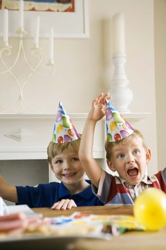 Celebrate your child's birthday at preschool with a welcoming greeting.