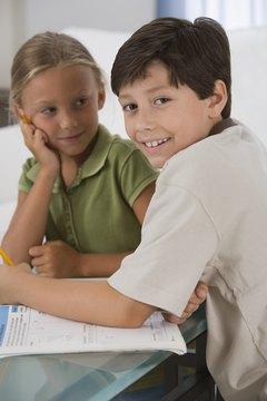 Children can be peer tutors.