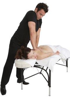 Massage can ease postworkout pain.
