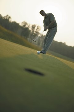 A sound putting stroke resembles a pendulum.