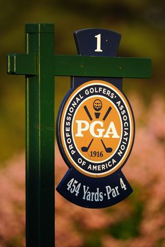 "PGA stands for ""Professional Golfers' Association of America."""