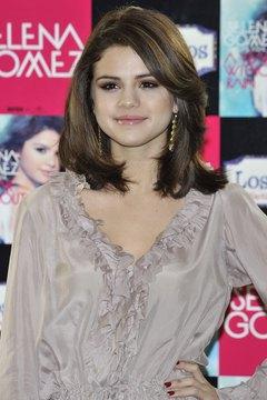 Reach for volumizing products to achieve a polished 'do like Selena Gomez.