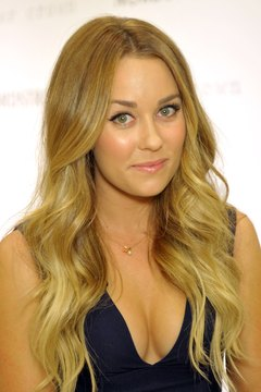 Trade in ringlets or straight hair for a tousled, wavy look like Lauren Conrad's.