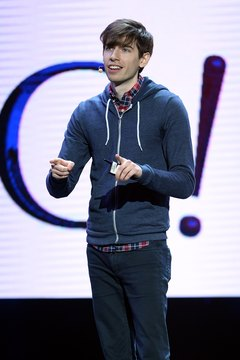 Tumblr founder David Karp sold his company to Yahoo in May 2013.