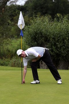 Hitting an ace, or a hole-in-one, involves equal doses of skill and luck.