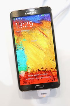 All Samsung Galaxy Note devices run on the Android operating system.