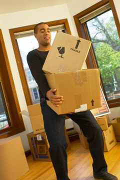 It's time to start packing when you're notified of loan approval.