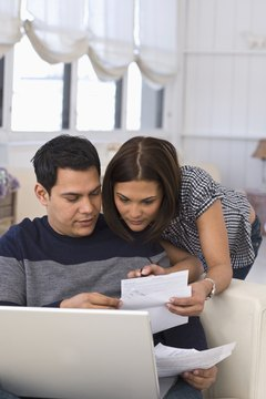 New credit inquiries may appear on your credit report within a month.