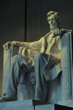 Abraham Lincoln was a Whig before joining the anti-slavery Republican Party formed in 1854.
