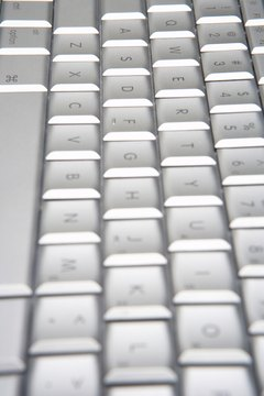 The MacBook Pro has a keyboard backlight that can be manually adjusted.