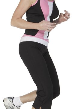 Running and jumping rope torch calories.