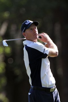 Jim Furyk is among the majority of PGA Tour players who swing cavity-back irons.