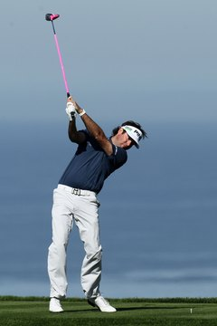 Bubba Watson is among the left-handed players on the PGA Tour.