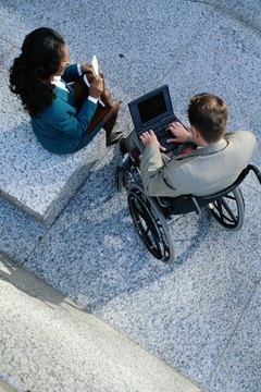 Disabilities have no bearing on the skills needed for many jobs.