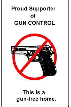 Support Gun Control