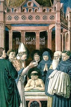 Saint Ambrose- Baptism of Saint Augustine