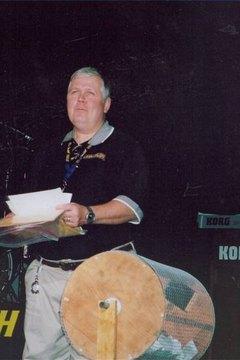 Make a Raffle Drum