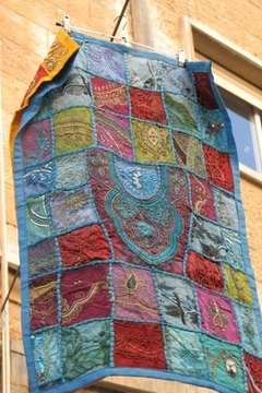 Quilts can capture special reading memories.