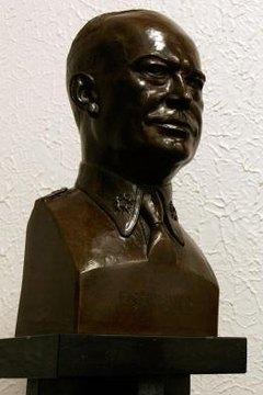 Both of President Eisenhower's parents were German-American.