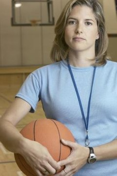 A teacher in the morning becomes a coach after school.