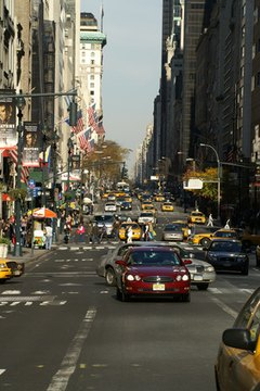 New York is said to be the fashion capital of the world.