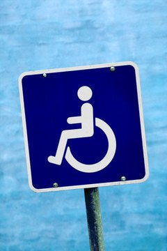 Meter parking is free for those with disabled-parking permits.