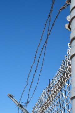 There are strict rules in jails and prisons in the United States regulating inmate's mail.