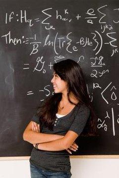 Interpret math reasoning skills.