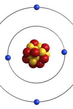 3D image of ions structure.