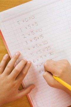 Interpret math fluency.