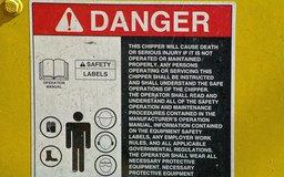 Los procedimientos de seguridad en el trabajo son importantes para evitar lesiones.