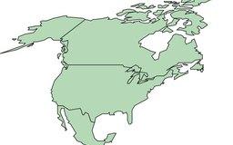 El TLCAN comprende a Canadá, los Estados Unidos y México.