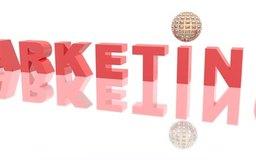 Un gerente de marketing desarrolla la estrategia de marca de una empresa.