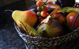 La fruta fresca es un regalo de empresa popular.