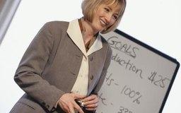 Los directores y ejecutivos de ventas usan cuotas para seguir el desempeño de los representantes de ventas.