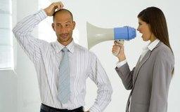 Debido a que tu jefe tiene el poder, la evaluación puede ser preocupante.