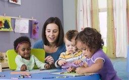 Una licenciatura es necesaria para trabajar como maestro de jardín de infantes.