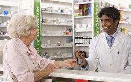 A algunas personas les gusta la sensación de ir a una farmacia independiente de ciudad pequeña.
