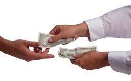 Algunas transacciones de negocios consisten de un intercambio simple.