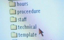 El Símbolo del Sistema de Windows crea listas de archivos automáticamente que pueden ser importadas a Excel.