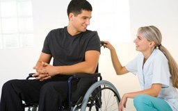 La ley protege a los empleados con discapacidades.