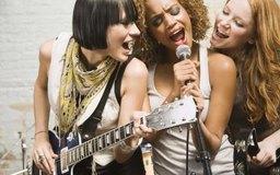 Un cantante profesional necesita de algo más que sólo su buena voz.