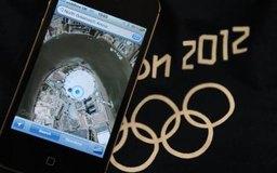La aplicación Maps puede mostrar un mapa de calle o una vista de satélite.